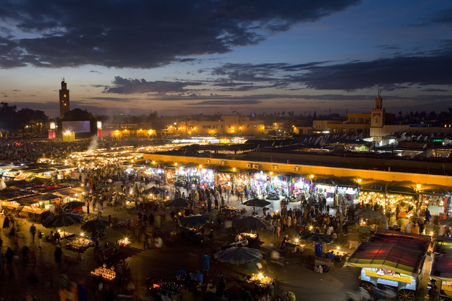 Discover 1 Gay Places in Marrakesh (مراكش)