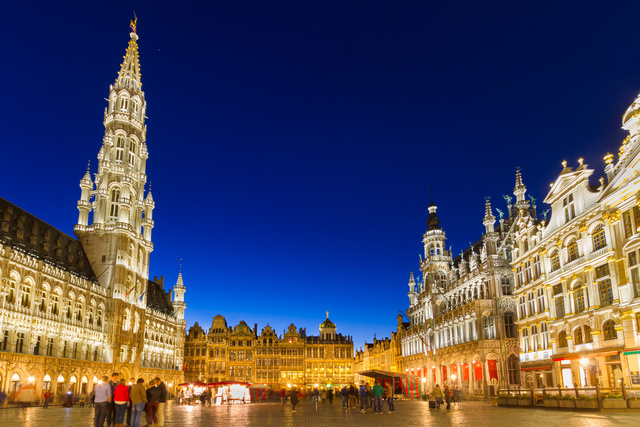 Discover 29 Gay Places in Brussels (Bruxelles)