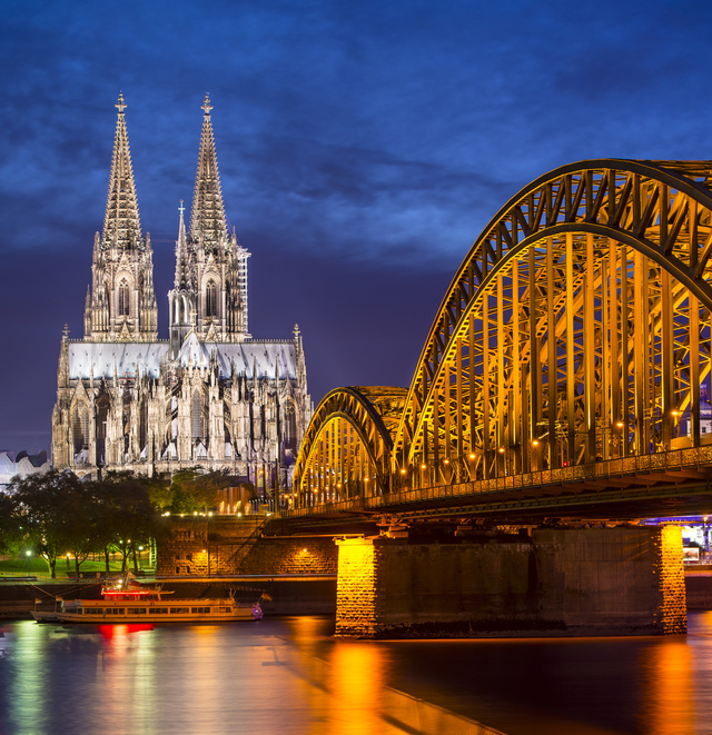 Discover 39 Gay Places in Cologne (Köln)