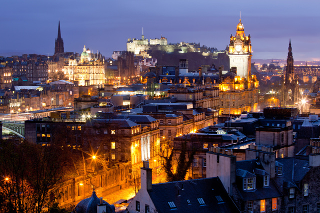 Discover 7 Gay Places in Edinburgh