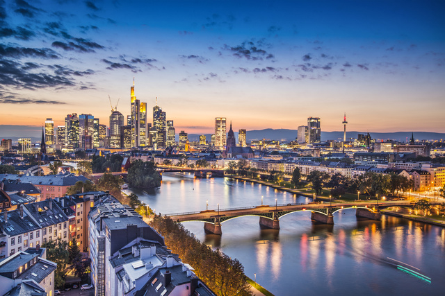 Discover 18 Gay Places in Frankfurt