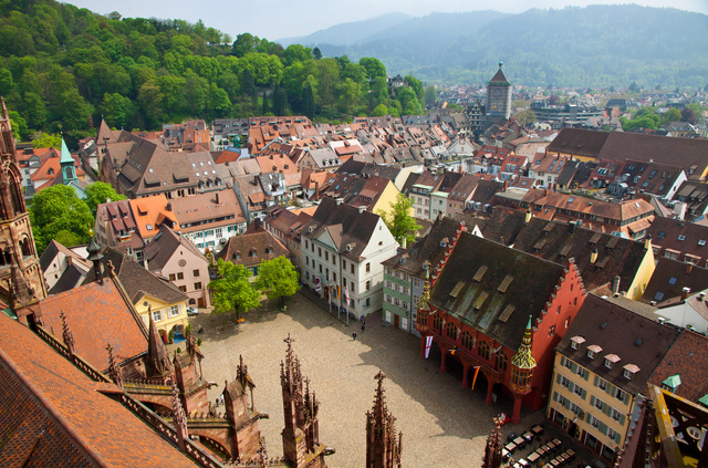 Discover 7 Gay Places in Freiburg