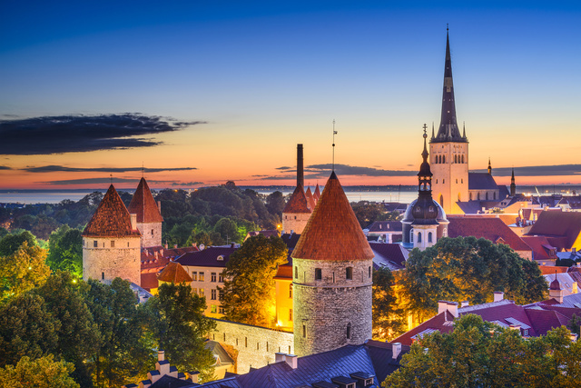 Discover 3 Gay Places in Tallinn