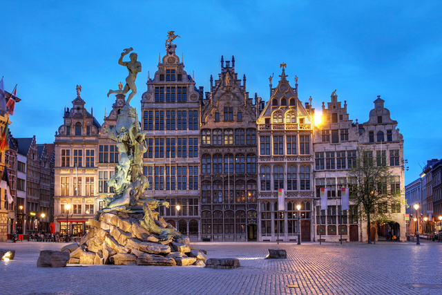 Discover 18 Gay Places in Antwerp (Antwerpen)